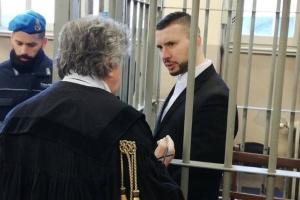 В Італії розглядають апеляцію у справі Марківа – ЗМІ не пустили
