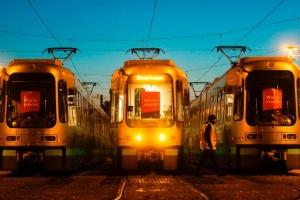 У Німеччині страйкують працівники громадського транспорту