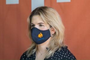 "Coronavirus: Chefin von Partei ""Golos"" Rudyk positiv getestet"