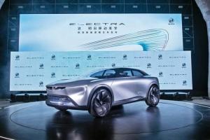 "General Motors представил концепт электрокара на 583 ""лошади"""