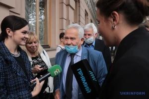 """Фокин извинился, что назвал боевиков на Донбассе """"повстанцами"""""""
