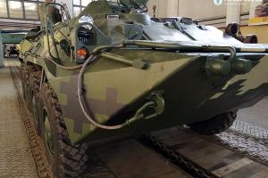 Київський бронетанковий достроково відремонтував БТРи для армії