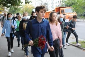 """У Києві пройшов """"Марш пам'яті"""" для вшанування жертв Голокосту"""