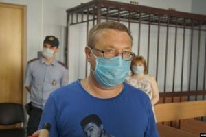 У Білорусі арештували журналіста, який знімав протести після таємної інавгурації Лукашенка
