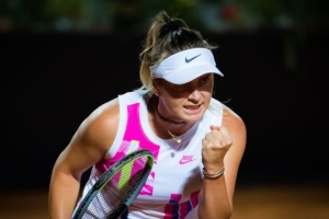 Zweite Runde des Tennisturniers Roland Garros: Svitolina besiegt Zarazua