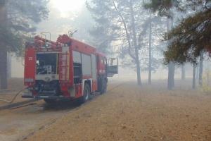 Пожары на Луганщине: в Северодонецке подготовили пункты приема для эвакуации жителей