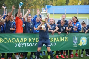 «Жилстрой-2» - обладатель Кубка Украины среди женских команд