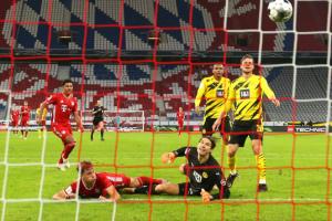 «Бавария» выиграла Суперкубок Германии