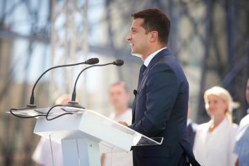 Ukrainian army should achieve interoperability with NATO as soon as possible – Zelensky
