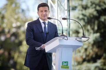 """Normandie""-Treffen: Präsident Selenskyj kündigt Gespräche auf Berater-Ebene am 11. September an"