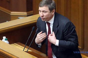 MP Shakhov to run for Kyiv mayor