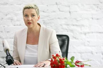 Das war Versuch, Kalesnikava aus dem Land zu zwingen – Vizeinnenminister Heraschtschenko