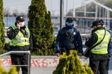 COVID-19: In der Zeit der Pandemie erkrankten fast zweitausend Polizisten - Geraschtschenko