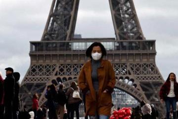 У Франції – понад 45 тисяч нових випадків коронавірусу