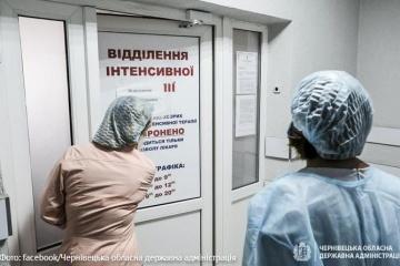 12月30日時点 ウクライナ国内新型コロナ新規確認数7986件