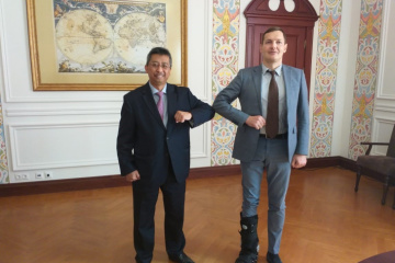 Ukraine intends to develop comprehensive cooperation with Malaysia