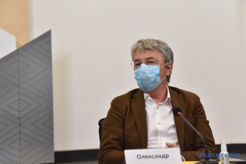 Tkachenko: Tenemos planes optimistas sobre el cine ucraniano