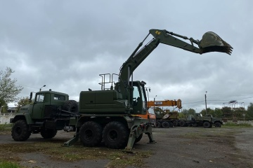 Drohobych plant starts producing military vehicles according to NATO standards