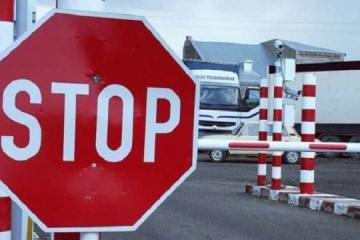 Regierung verbietet Durchreise von Ausländern durch die Ukraine