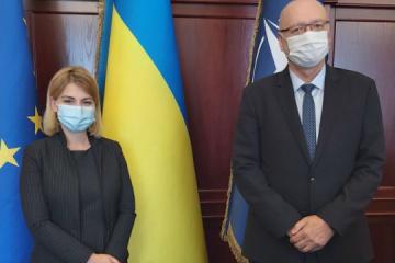 Ucrania y la República Checa planean celebrar una reunión de la Comisión Conjunta de cooperación este año