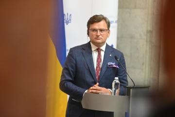 Kuleba: Ucrania comparte la posición de la UE sobre los acontecimientos en Belarús
