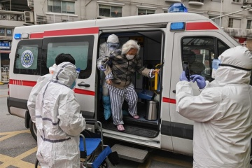 Coronavirus : 159 702 cas recensés en Ukraine