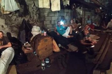 Proteste in Krywyj Rih: 257 Bergarbeiter 9 Tage unter der Erde