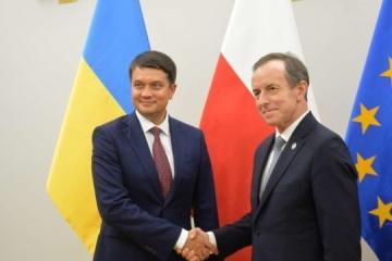 Nord Stream 2 to realne zagrożenie dla stabilności w Europie – Razumkow