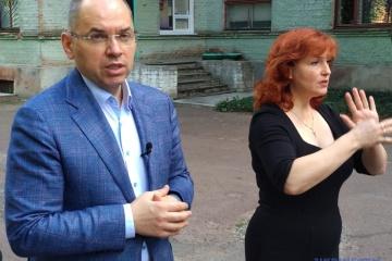ウクライナはコロナ対策で完全封鎖はできない=保健相