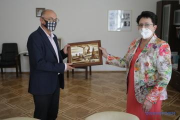 Ambassadrice : « L'Azerbaïdjan et l'Ukraine se soutiennent mutuellement dans leur intégrité territoriale »