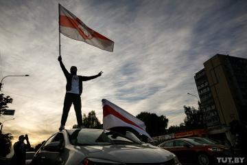 """Belarus: Spontane Proteste in Minsk nach """"geheimer"""" Amtseinführung von Lukaschenko"""