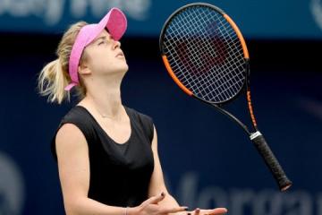 Tennis: Svitolina in WTA-Rangliste auf sechsten Platz gerückt