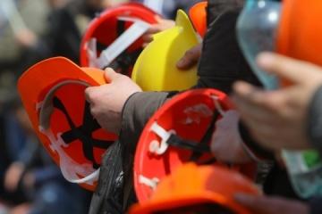 Streik in Krywyj Rih: 195 Bergarbeiter bleiben unter Tage
