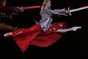 "Ballet ""Princesa Olga"" transmitido por Ukrinform"