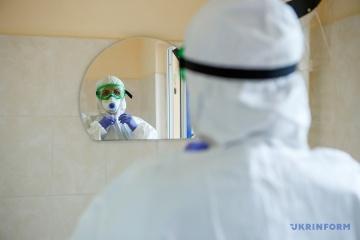 Na Ukrainie zarejestrowano 6088 nowych przypadków koronawirusa