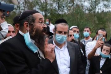 L'Ukraine serait prête à accueillir les Israéliens vaccinés pour le pèlerinage de Rosh Hashana à Ouman
