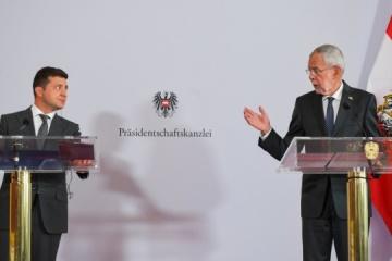 Österreich gewährt eine Million Euro für Donbass