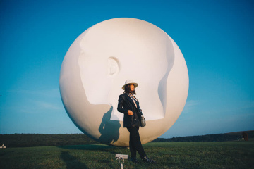 Se abre el primer parque público de escultura contemporánea en Ucrania