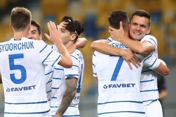 Dynamo Kyiv beats AZ Alkmaar 2-0 in Champions League qualifying