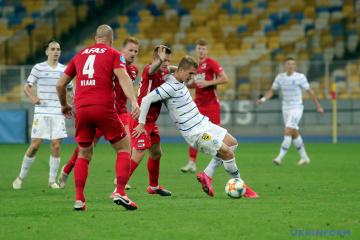 El Dynamo se impone por 2-0 al AZ y jugará los playoffs de la clasificación de la Champions League