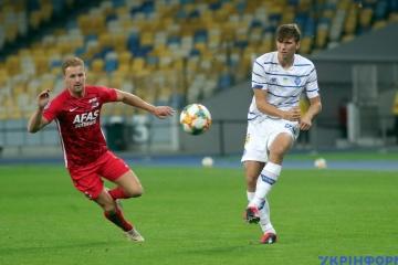 Dynamo defender Zabarnyi may move to Chelsea