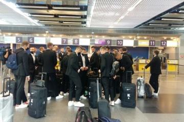 """""""Колос"""" вирушив до Греції на матч Ліги Європи УЄФА"""