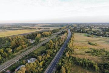На Житомирщині здали в експлуатацію 15 кілометрів дороги
