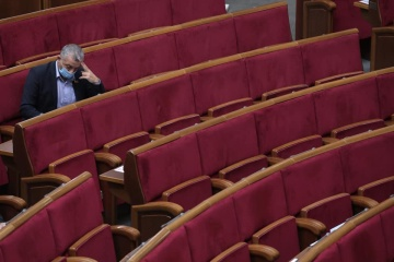 ウクライナ国会議員27名がコロナ感染中