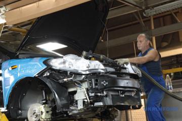 Automobilproduktion in der Ukraine im August um das 5,5-fache geschrumpft