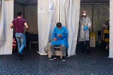 Ukraine reports 3,034 new coronavirus cases