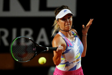 Tennis: In dritter Runde des WTA-Turniers in Rom trifft Svitolina wieder auf Russin