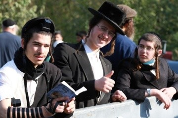 Hasidic pilgrims begin to leave Ukrainian-Belarusian border – State Border Guard Service