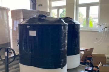 У Херсоні водоканал вироблятиме з кухонної солі речовину для знезараження води