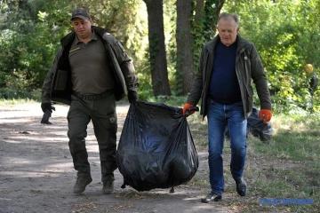 Se realizan campañas en Ucrania por el Día Mundial de la Limpieza